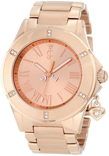 reloj juicy couture  dorado u51