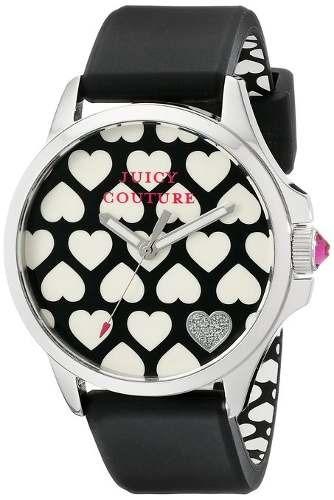reloj juicy couture wjct1110 negro femenino