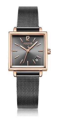 reloj julius ja-1083 mujer dama mas pulsera free. promocion.