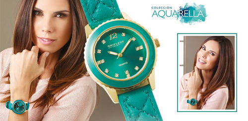 reloj juvenil fashion vanguardista mujer moda envio gratis