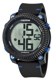 c783d511faa0 Reloj Calypso Digital Crono Hombre K5573 2 - Relojes Pulsera en Mercado  Libre Chile