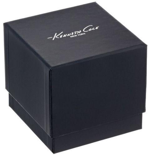 reloj kenneth cole caballero 3 esferas azul kc15189001