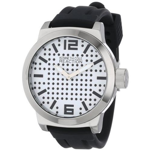 reloj kenneth cole hombre/mujer quarzo pulso caucho