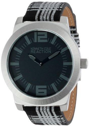 reloj kenneth cole hombre/mujer quarzo pulso tela