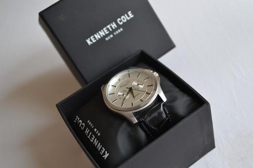 reloj kenneth cole new york ¡nuevo y muy elegante!