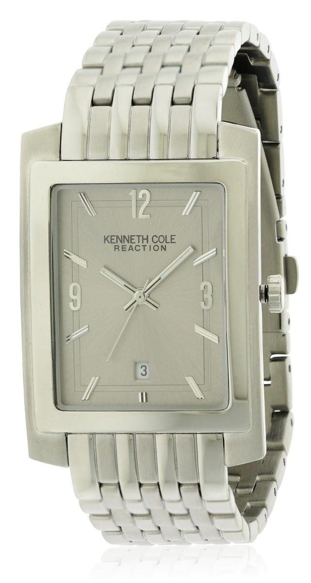 26ed43b65bad reloj kenneth cole para hombre kc3590 en acero inoxidable. Cargando zoom.