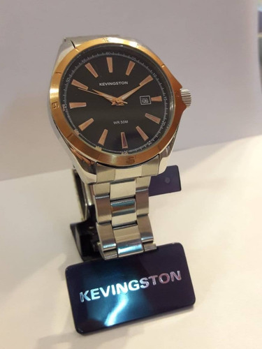 reloj kevingston caballero sumergible
