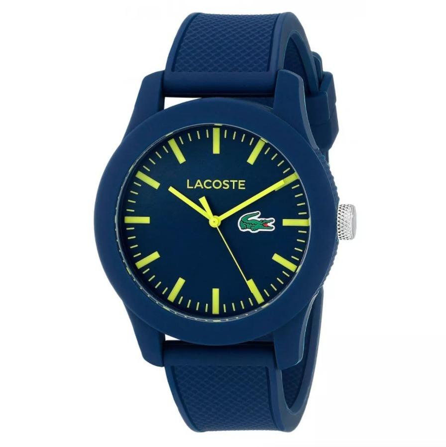a126faf70d88 reloj lacoste 2010792 para hombre azul original jaleashop. Cargando zoom.