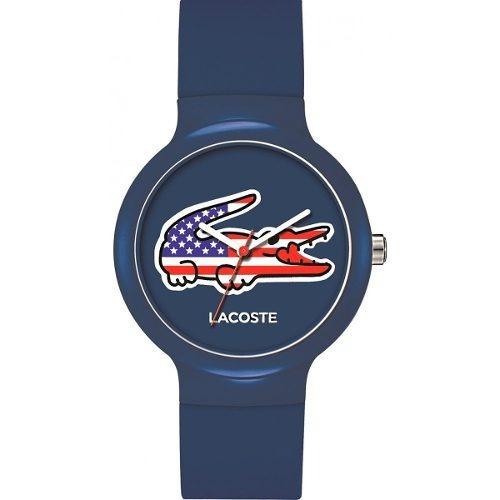 reloj lacoste azul