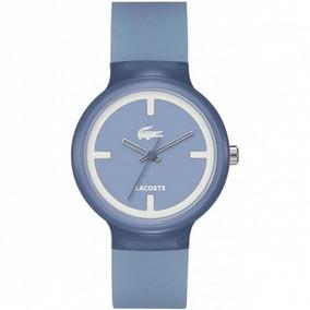 Lacoste Azul Unisex Goa Reloj Reloj HeWYED9I2