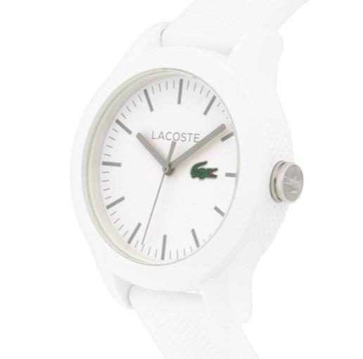 bf9a344b70b3 Reloj Lacoste Para Hombre 12.12 2010762 Blanco Original -   2