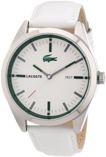 a9fa3e76bbdd Reloj Lacoste Para Hombre 2010595 Color Blanco