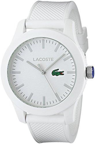 36d533b4cd2d Reloj Lacoste Para Hombre 2010762 Color Blanco Con Correa ...