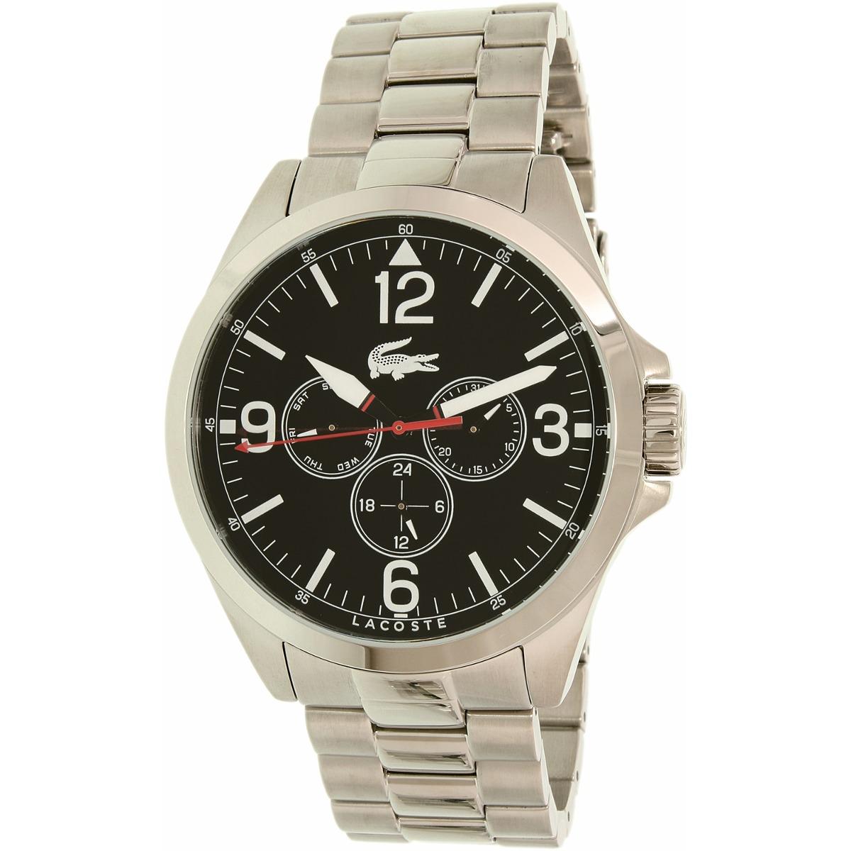 75fde362d296 reloj lacoste para hombre 2010808 montreal de cuarzo. Cargando zoom.
