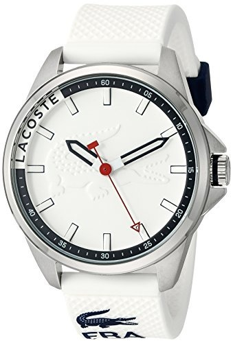 8d89e00d3876 Reloj Lacoste Para Hombre 2010841 Color Blanco