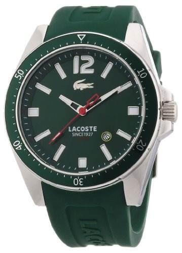reloj lacoste verde