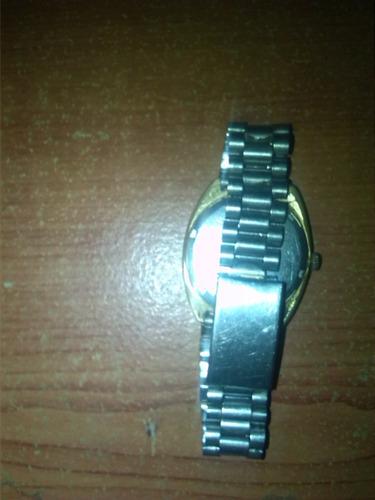 reloj lanco escudo de venezuela de oro 10k.