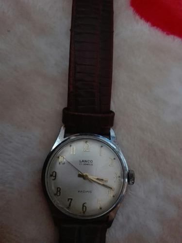 reloj lanco pacific