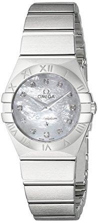 reloj las mujeres de omega  constelación w126