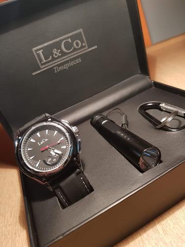 reloj l&co hombre
