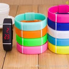 reloj led de silicona venta por mayor envio a provincia