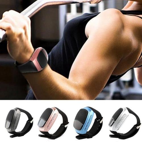 reloj led deportivo bluetooth b90 parlante, fm, sd, otros