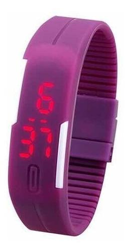 reloj led digital deportivo unisex
