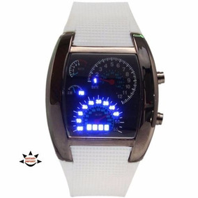 78a3d67cfbf0 Reloj Led Hombre Digital Rapido Furioso Carro Moda Caballero en ...