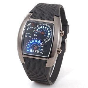 941f9581a823 Reloj Led Hombre Digital Rapido Furioso Carro Moda Caballero ...