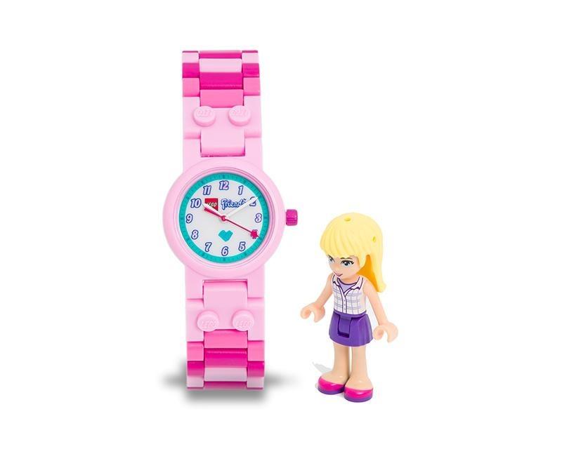 ee1f6ebf339b Reloj Lego Friends Stephanie Rosa Pm-7159133 -   649.00 en Mercado Libre
