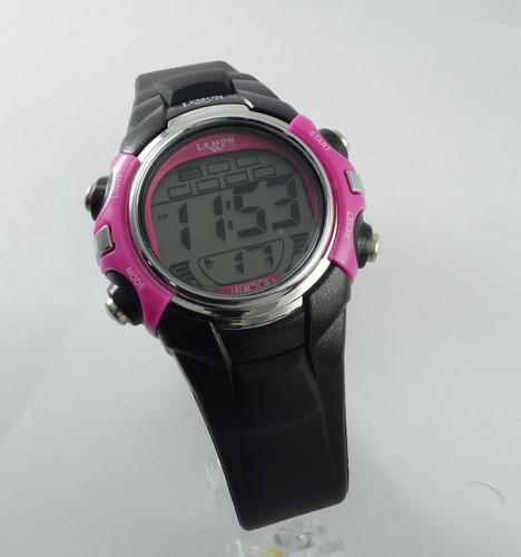 reloj lemon digital sumergible niño dl159-174 varios colores