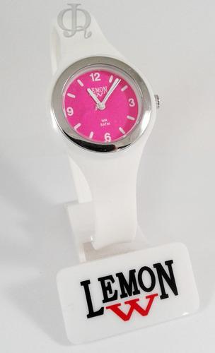 reloj lemon l1400 varios colores