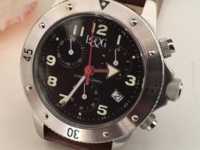 fcc5e41941ae Reloj L g Lindberg Und Goldmann -cronógrafo Para Damas
