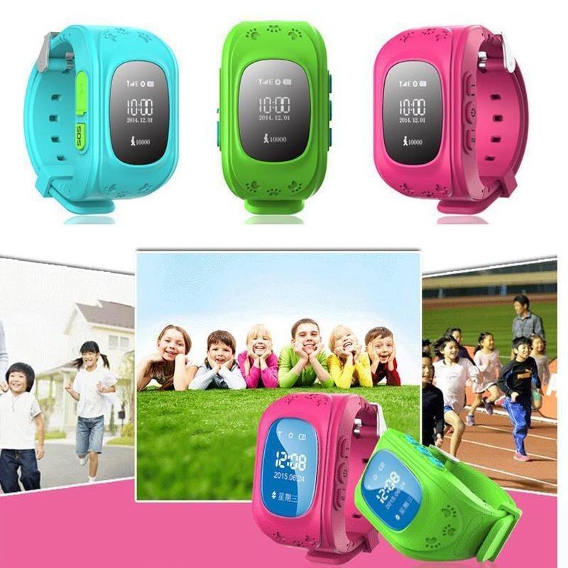 Reloj localizador gps para ni os smartwatch sos q50 - Localizador gps ninos ...