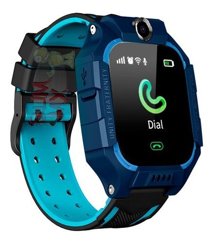 reloj localizador gps smartwatch camara niños sos llamadas