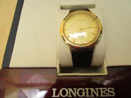reloj longines antiguo para caballero original