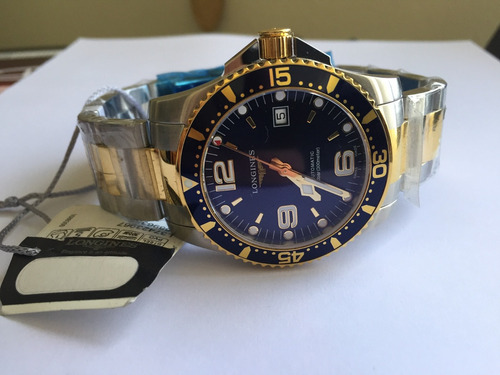 reloj  longines automatico original nuevo 30bar
