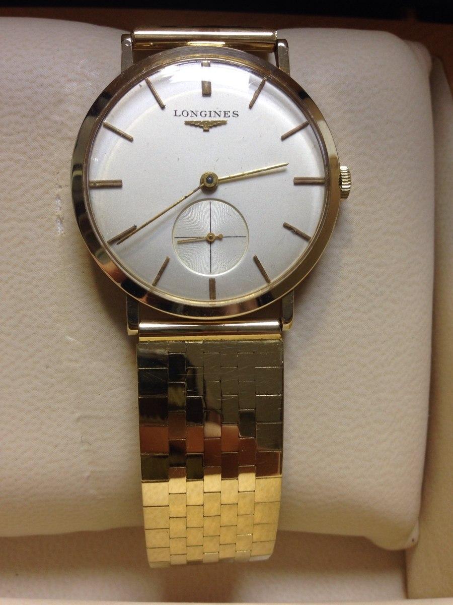 0812d5171555 reloj longines flagship vintage oro 18k 59.3g. Cargando zoom.