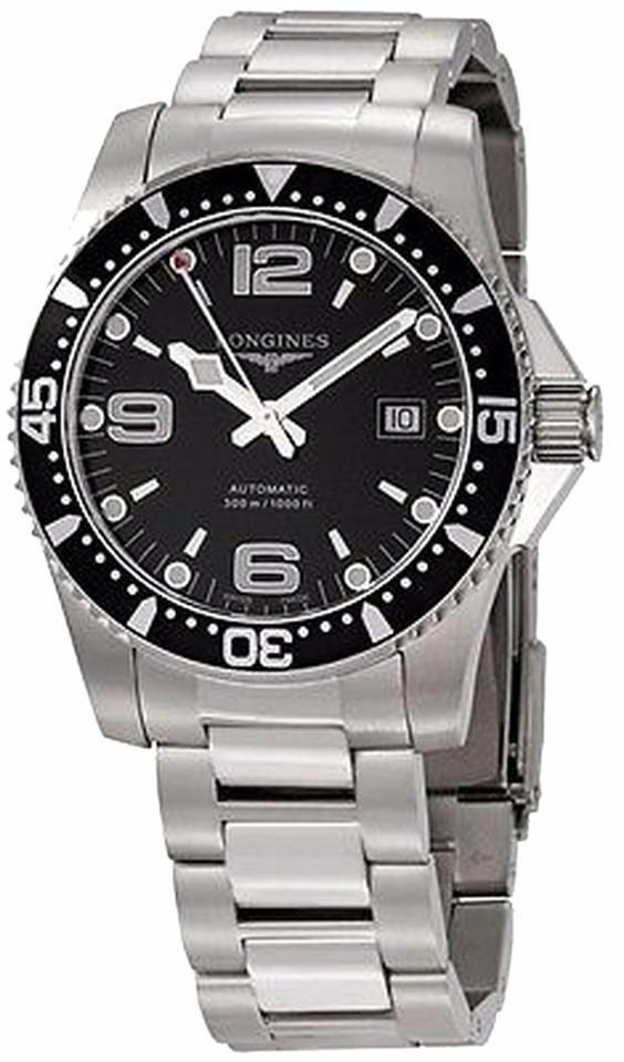 b0bee57bafa6 Reloj Longines Hydroconquest Aut L36424566 Hombre