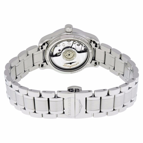 reloj longines master collection diamond l21284976 mujer