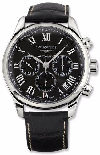 reloj longines master collection l26934517 hombre | original
