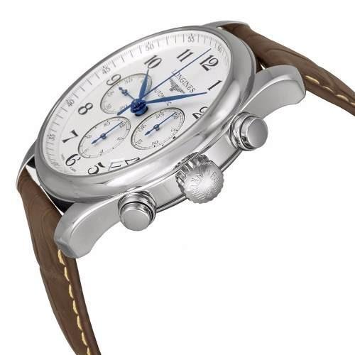 reloj longines master collection l26934783 hombre   original