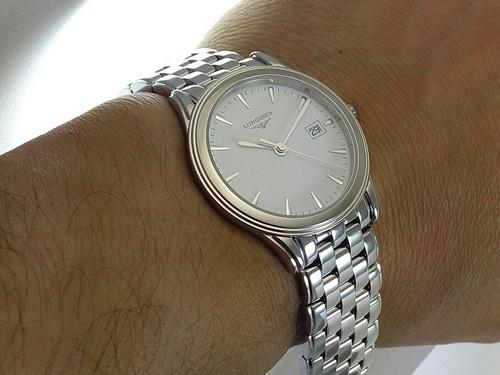 reloj longines nuevo caja estuche hombre  l4 416 4 nuevo