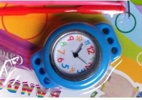 reloj loom bands con 200 bandas
