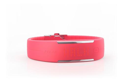 reloj loop2 deportivo rosa polar