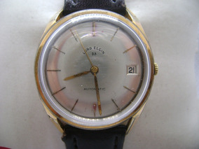 631bb5d1067b Reloj Lord Elgin 14k - Reloj de Pulsera en Mercado Libre México