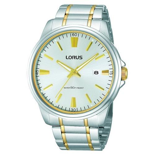 05f62367985b Reloj Lorus By Seiko Rs915ax9 Acero Inoxidable Dorado 50m -   7.429 ...