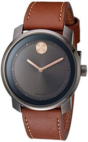 6617e37c08fc Reloj Los Hombres Movado 3600378 Suiza Cuarzo Del Acero Ino