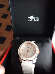 5eed21291c58 Reloj Lotus Retrograde 15429 - Reloj de Pulsera en Mercado Libre México
