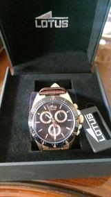 305d6fa5aef1 Reloj Lotus 15742 b Reproductores Otros - Relojes Pulsera - Mercado ...